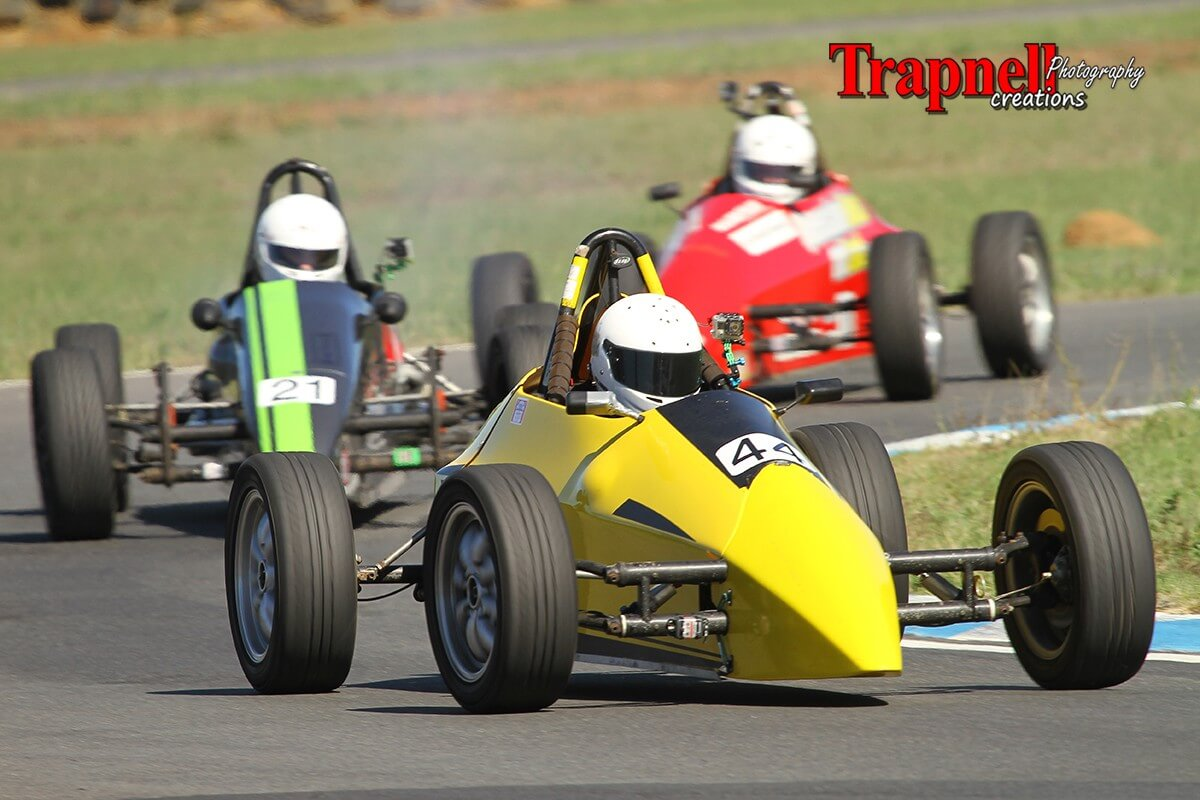 Motorsport Australia State Championship Race Meeting - Round 4