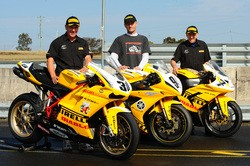 Motorcycle Sportsmen of Queensland Endurance Event